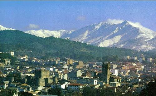De turismo por Arenas de San Pedro