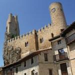 La ciudad de Frías, en Burgos