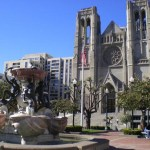 Grace Cathedral en San Francisco