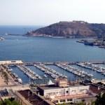 El Puerto de Cartagena en la Región de Murcia