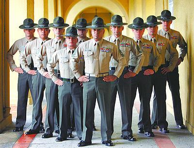 Drill Instructors Pit Bulls of the Marine Corps Devil Dog Shirts