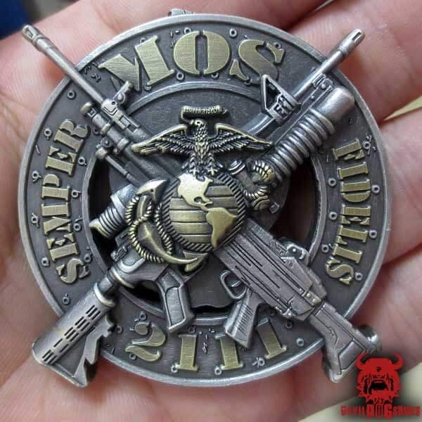 marine mos 2111 - Ozilalmanoof - small arms repair sample resume