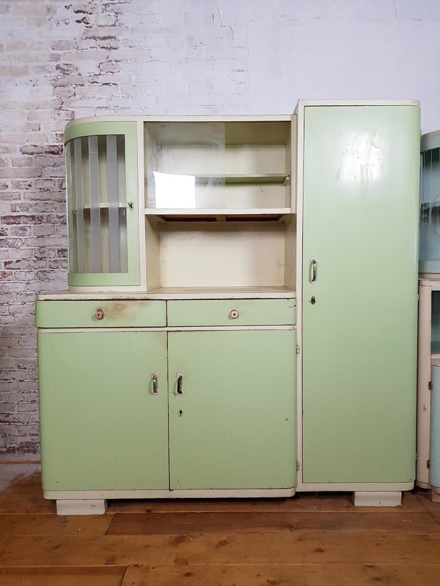 Buffetkast Retro Retro Mint Buffetkast