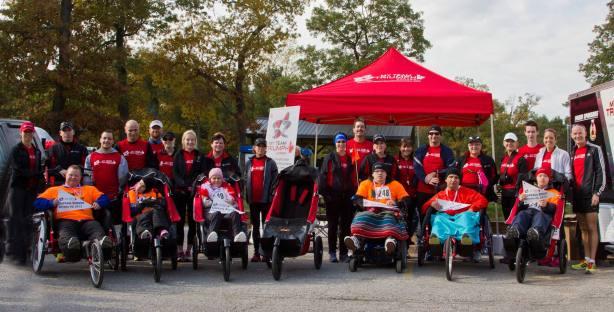 My Team Triumph Canada - Inaugural Race