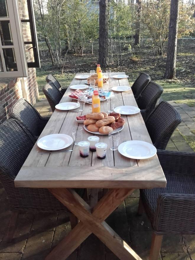 de Efteling ontbijt