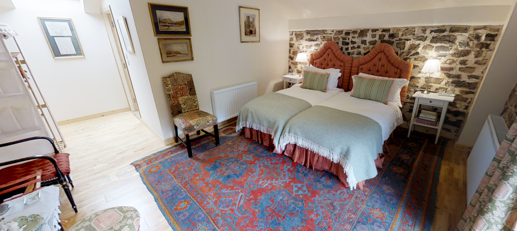 The Old Farmhouse Bed And Breakfast Hollamoor Farm North Devon Bed And Breakfast B Andb