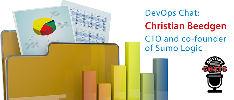 DevOps Chat Christian Beedgen, CTO and co-founder of Sumo Logic