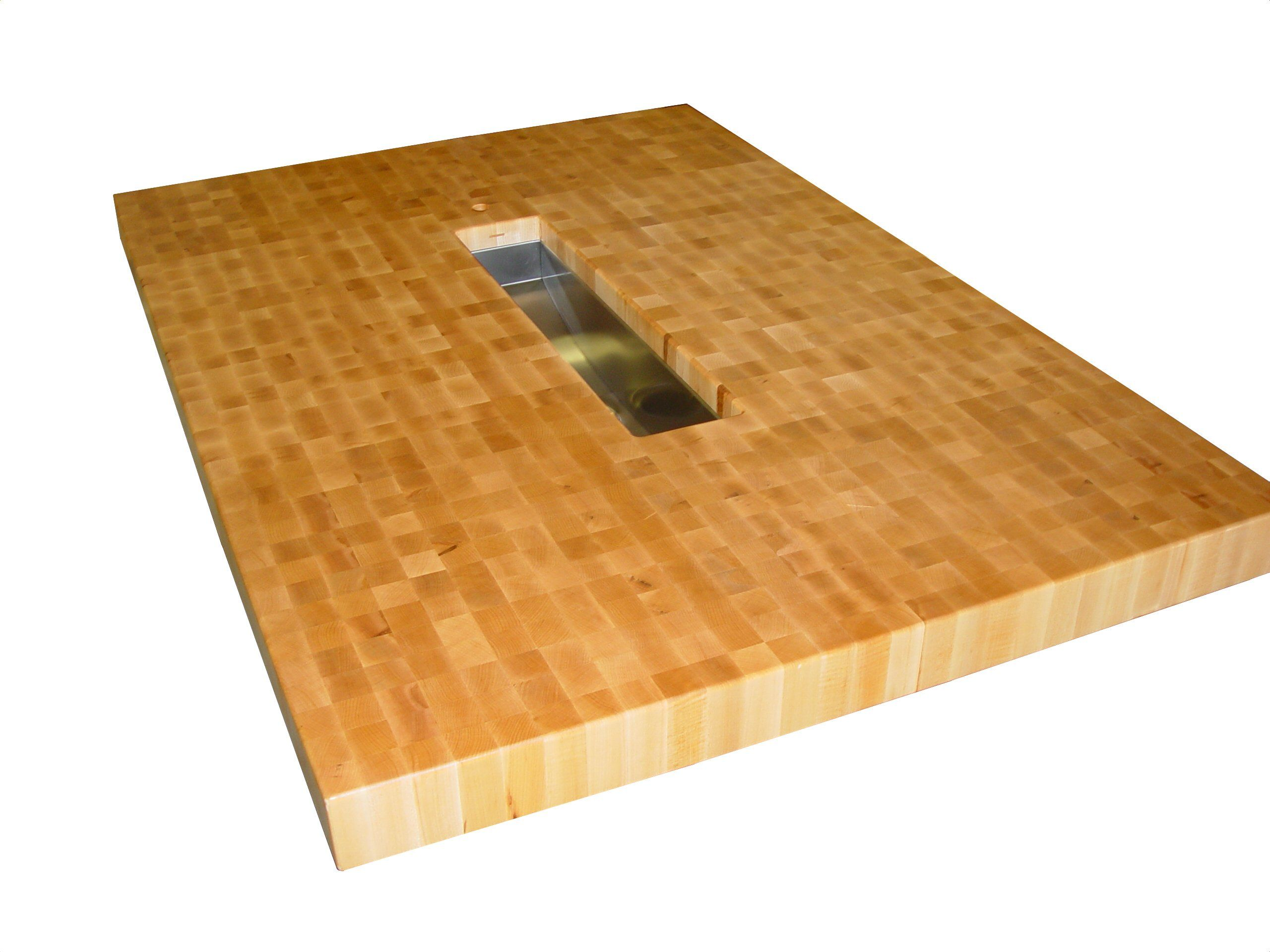 Tung Oil For Butcher Block Countertops Sink Cutouts In Custom Wood Countertops