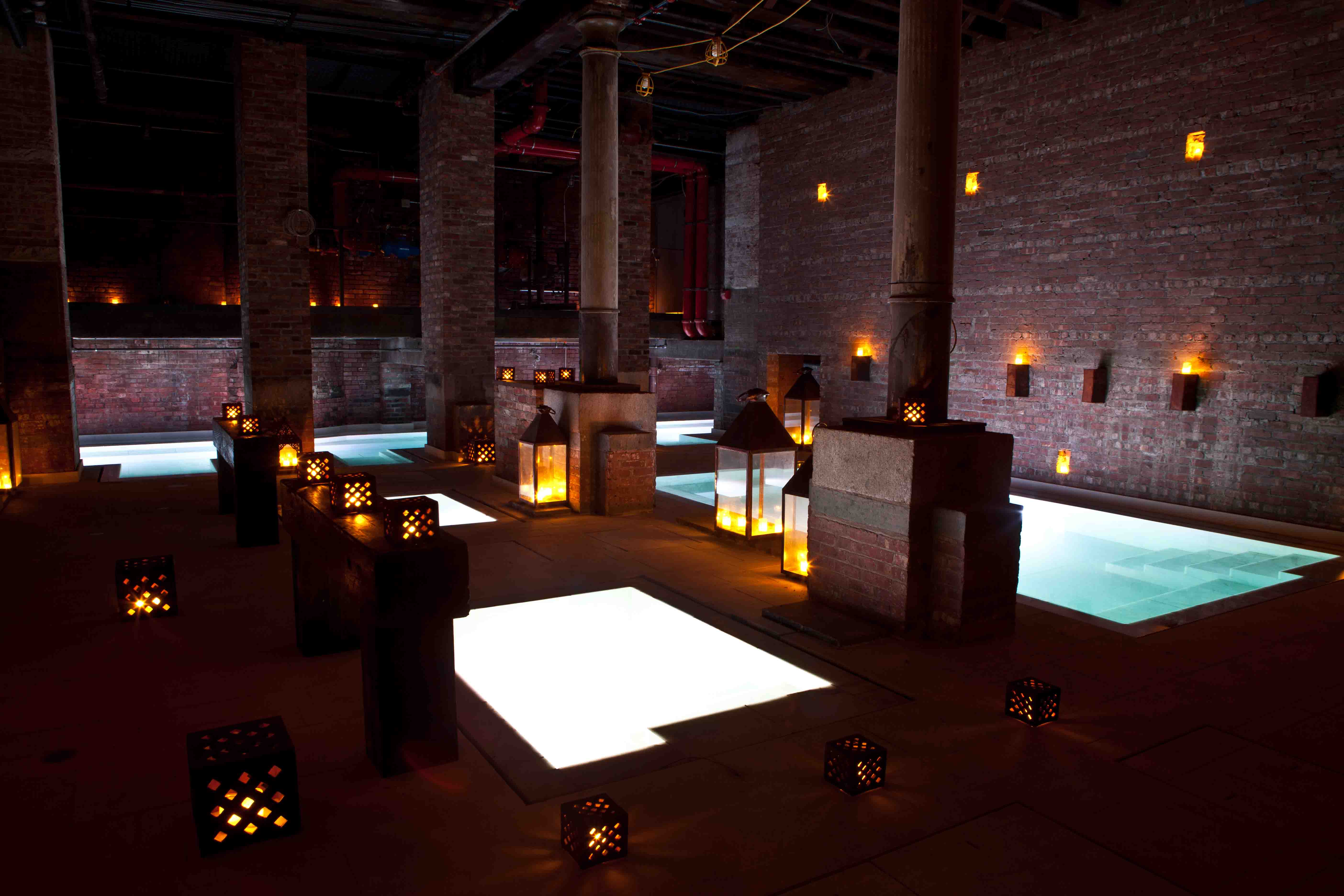 Spa Nevers Tranquillity In The City That Never Sleeps Aire Ancient