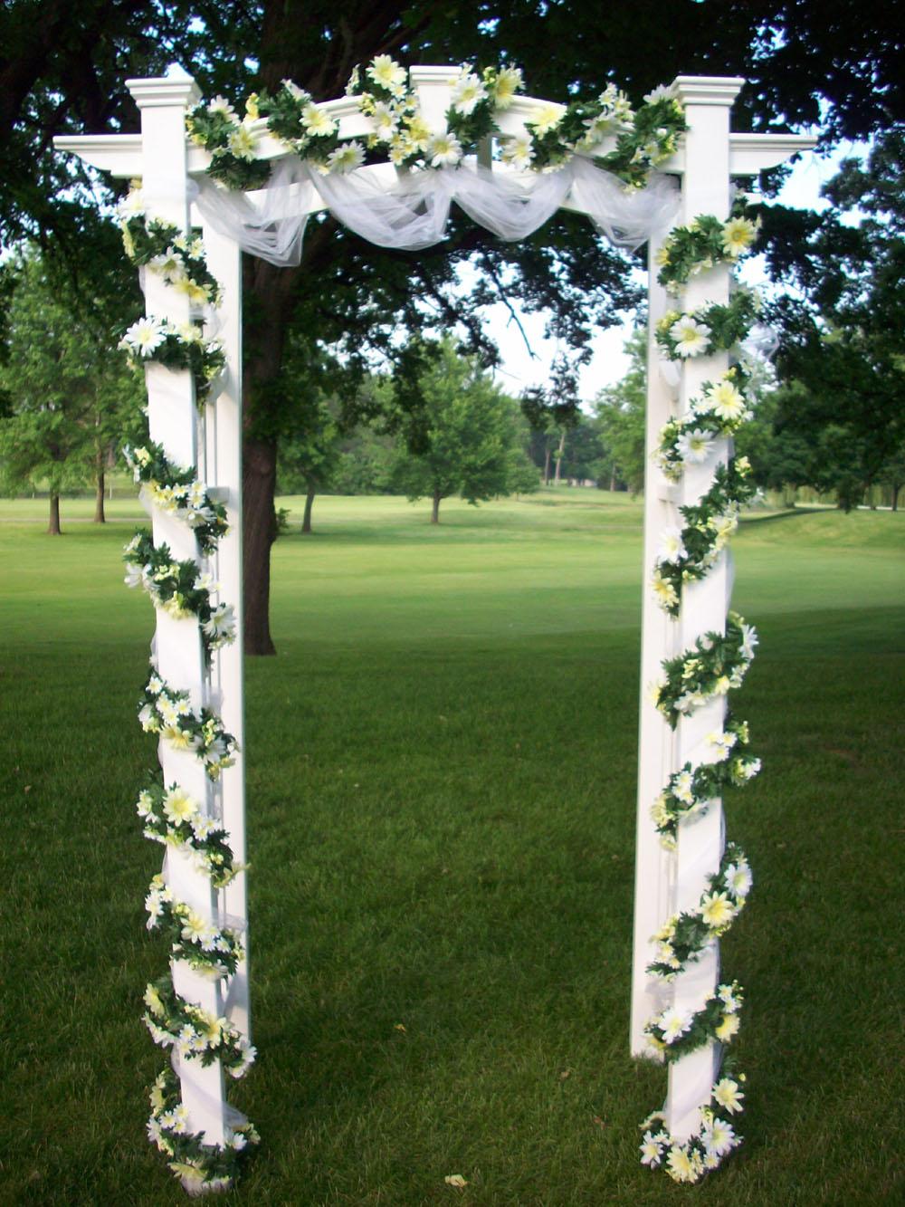 tag northwest indiana wedding planning&paged 2 wedding arbor Daisy Arbor