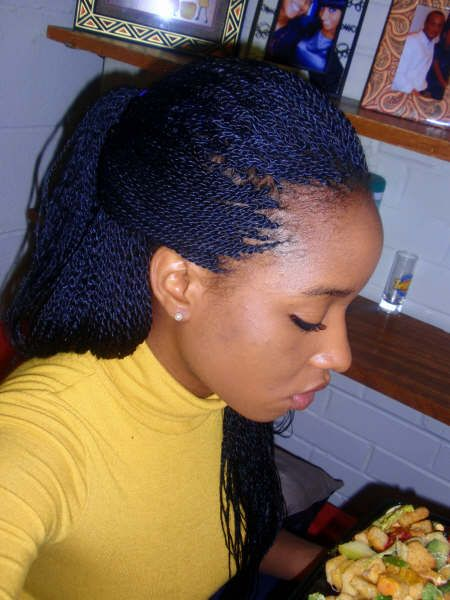 Hair Do To The Side Two Strand Twist Styles That Are Super Easy To Do