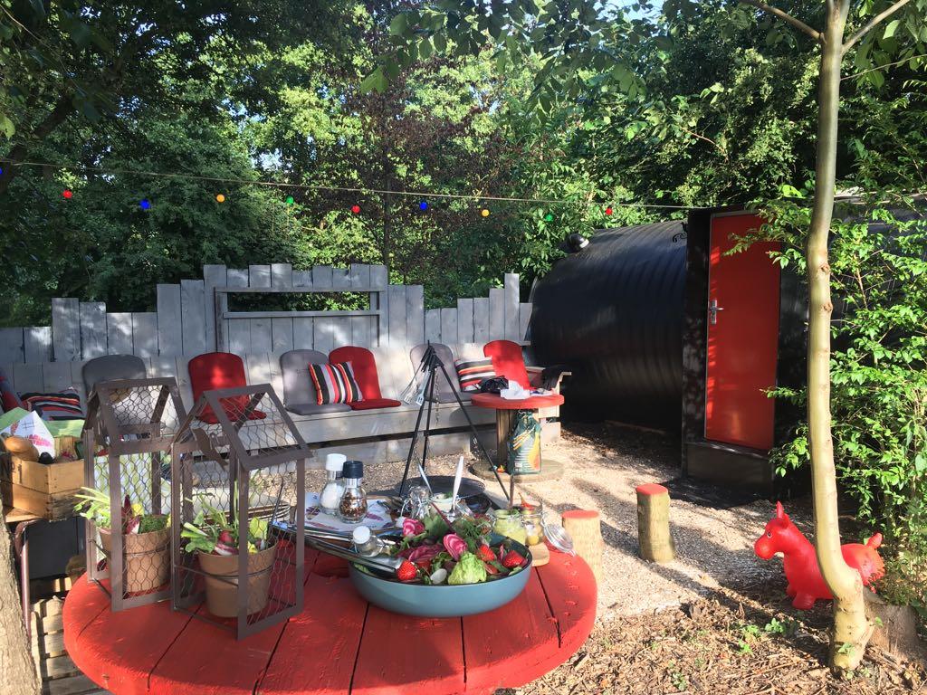 Türen Für Außenküche : Einbautüren outdoor küche idee napoleon oasis außenküche mit