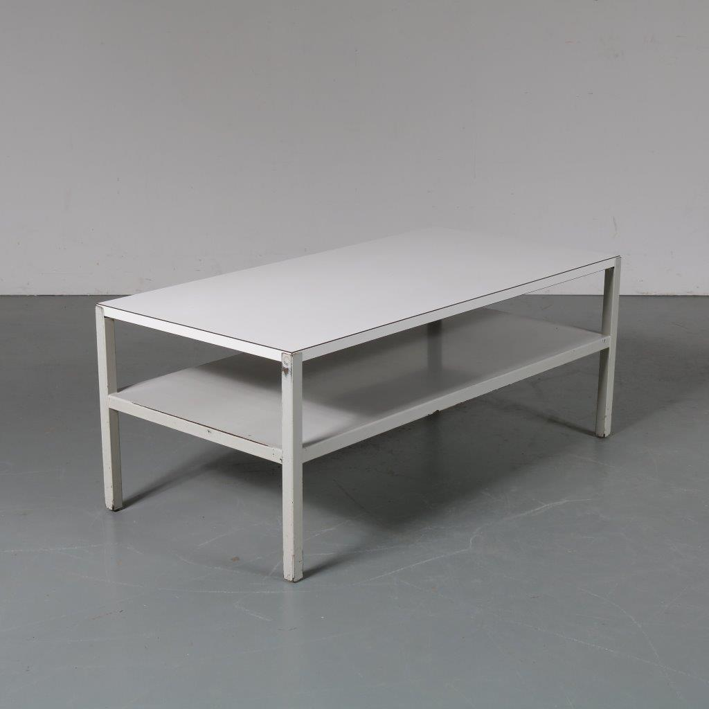 Metal Coffee Table Coffee Tables De Vreugde Design Collectables The Netherlands