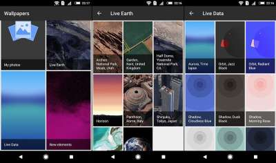 Download Official Pixel 2 XL Live Wallpapers App For Android 6.0+ - DevsJournal