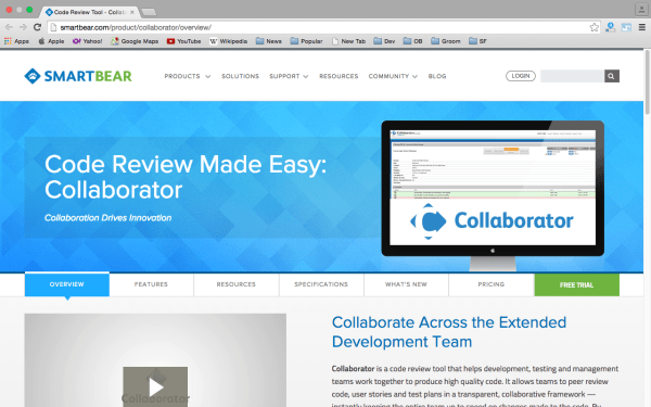 best code review tools for programmers  - smartbear