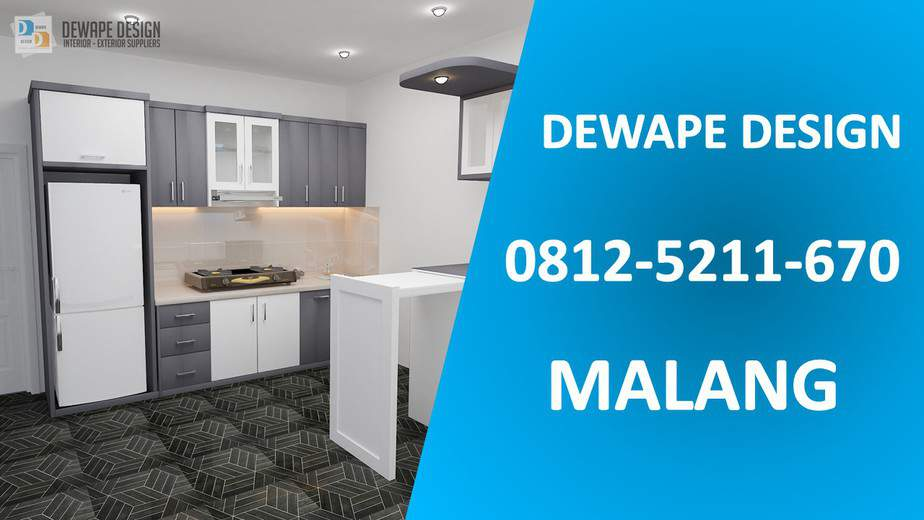 Kitchen Set Bawah Minimalis Malang