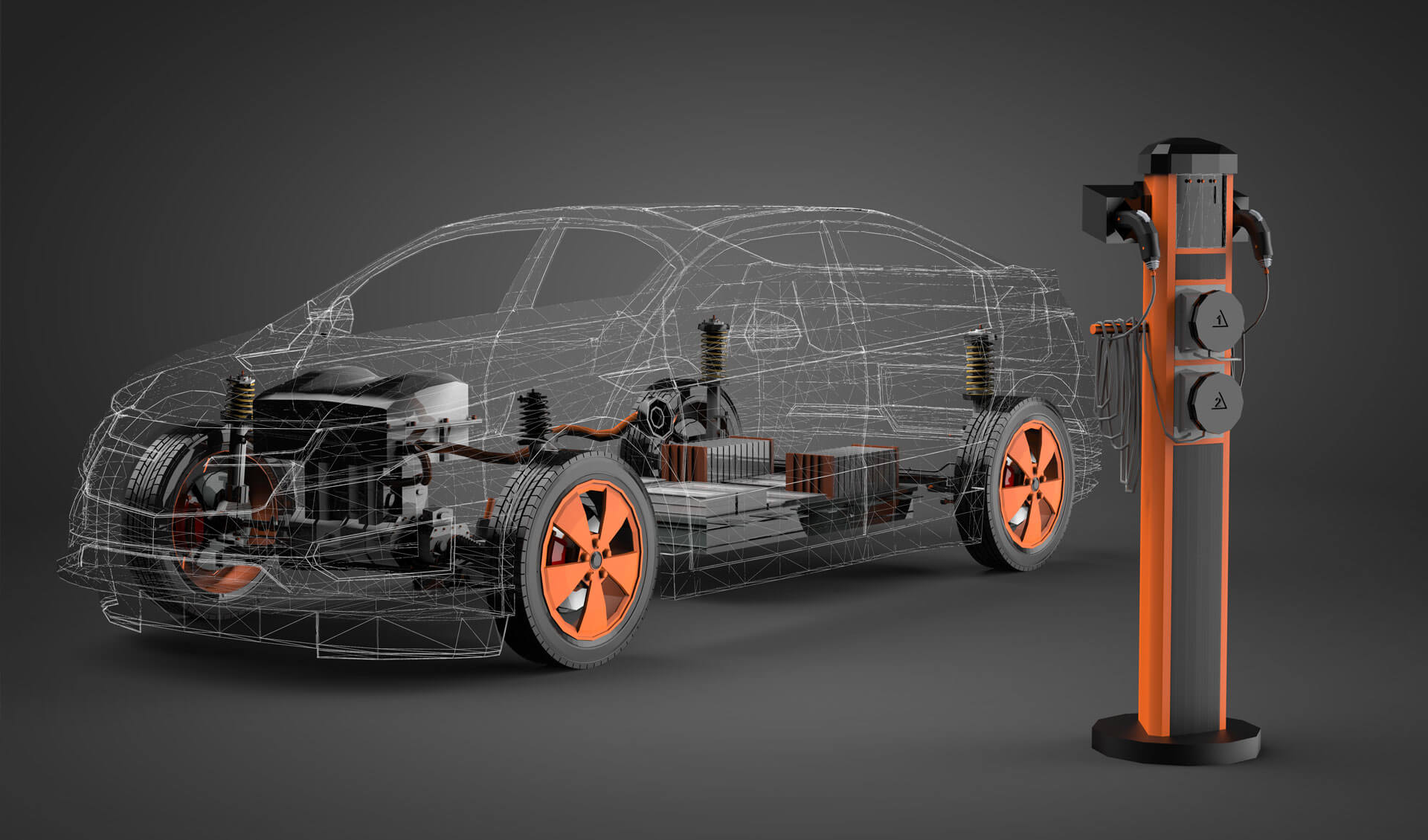 For Electric And Hybrid Vehicles E Mobility And Electric Vehicle Testing Solution Dewesoft