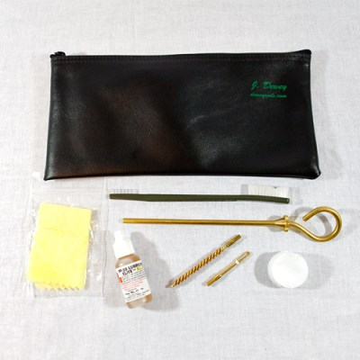 .38/.357/9mm Caliber Pistol Cleaning Kit