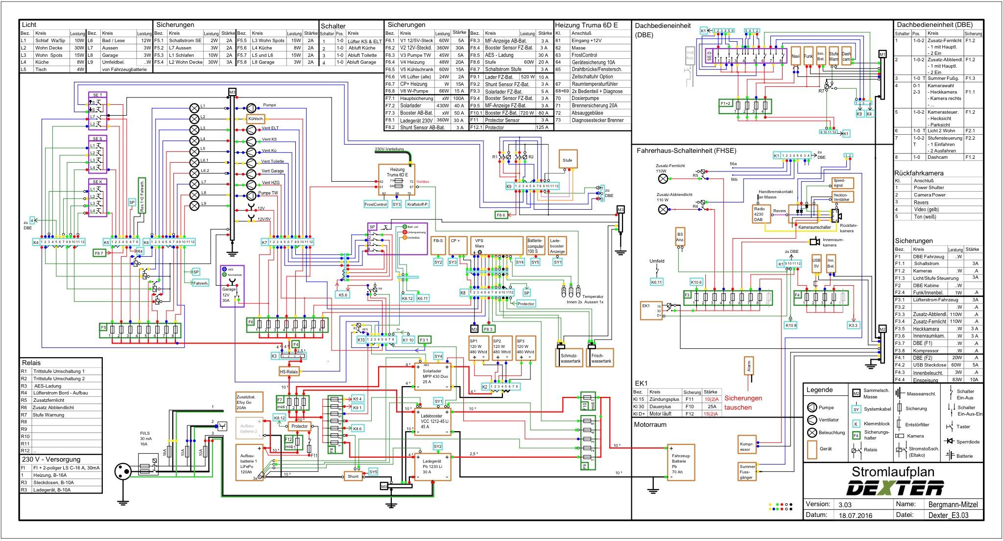 Dexter Wire Diagram Schematics Wiring Axle Schematic Auto Electrical Aircraft Diagrams