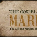 Mark the Gospel of Jesus Image