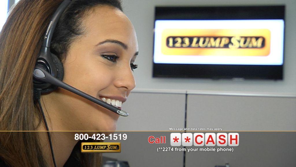 123 Lump Sum Infomercial