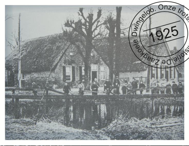 De Zaagkoele 1925