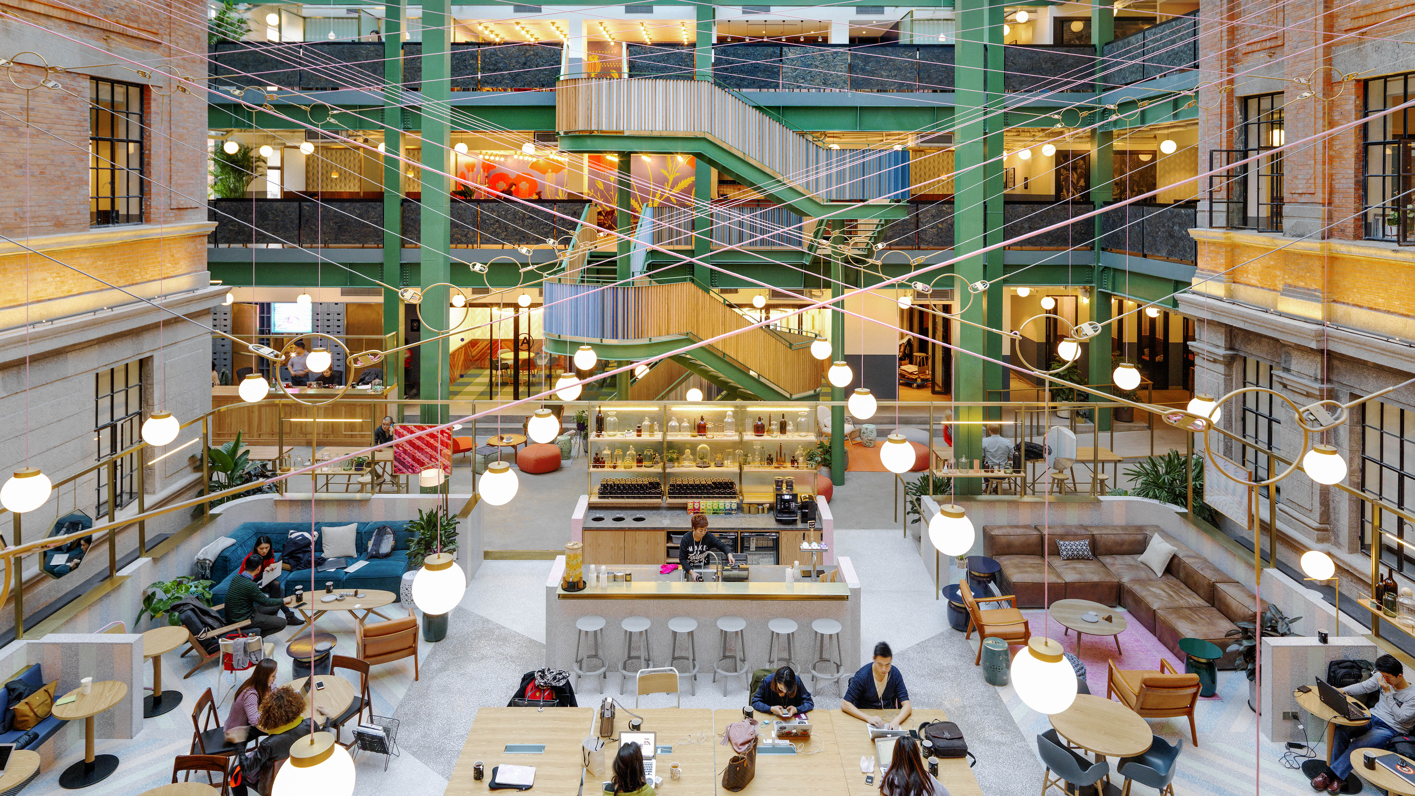 Design Interieur Job Wework Design Jobs Profile And Careers On Dezeen Jobs