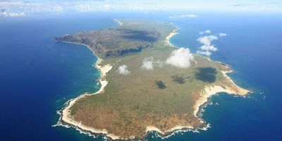 Hawaii vazuta de sus. Autor Christopher P. Becker (Polihale). Sursa Wikipedia.