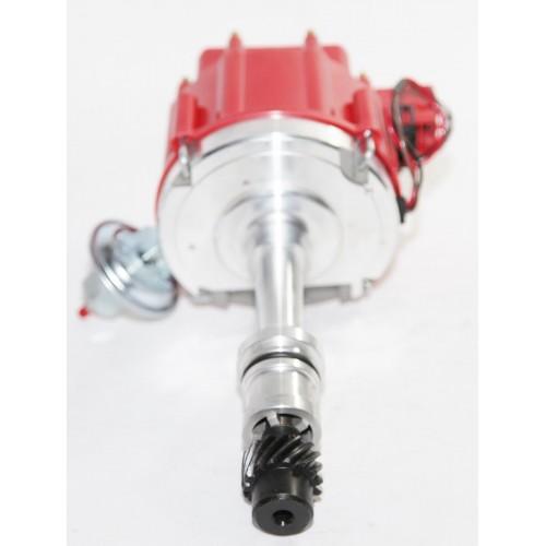 HEI Distributor RED Cap for 68-76 Oldsmobile Rocket V8 455 Engine w