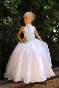 First Communion Dresses For Girl Bridesmaid,Wedding Party ...