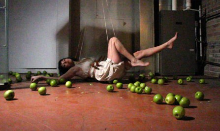 Video-Frame-of-Pia-Cruzalegui.-Apples.-Zhou-B-Art-Center.-2016