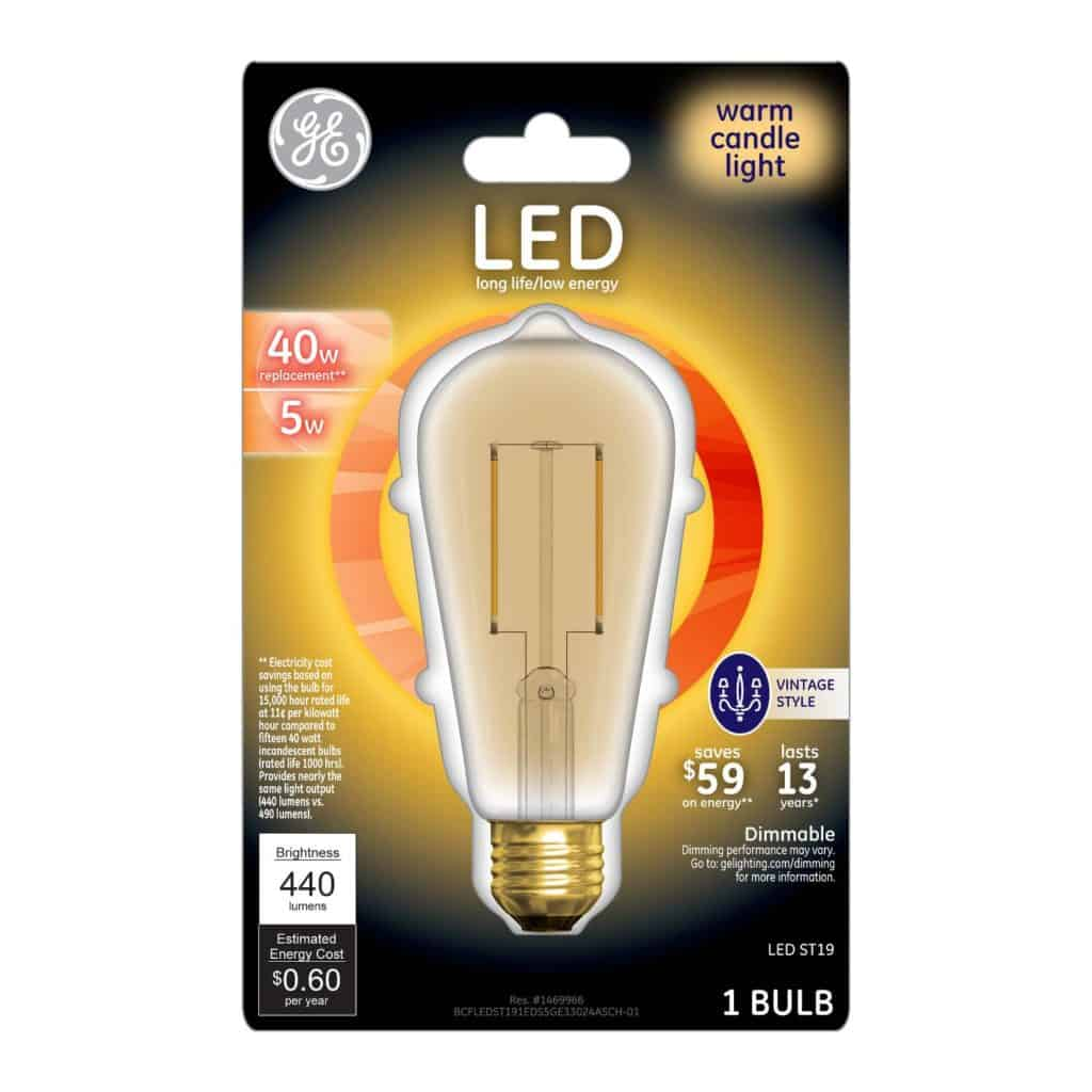 Target Light Bulbs Led Luminaries New And Improved Energy Efficient Lighting
