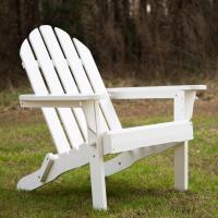 Exclusive Folding Wood Adirondack Chair Essentials by DFO ...