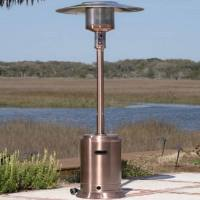 Fire Sense Copper Commercial Patio Heater