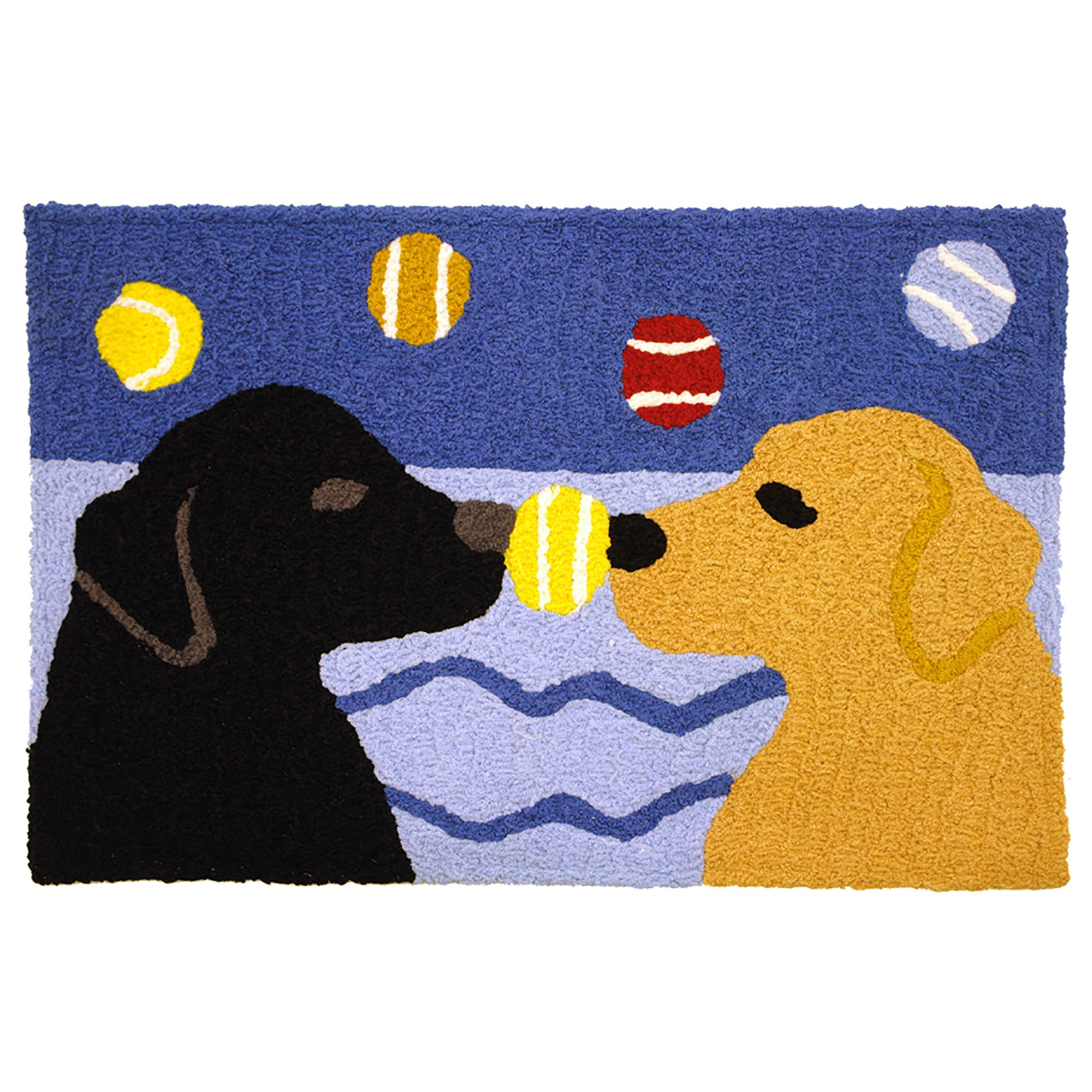 Jb Lighting Usa Jellybean Nose To Nose Outdoor Door Mat Dfohome