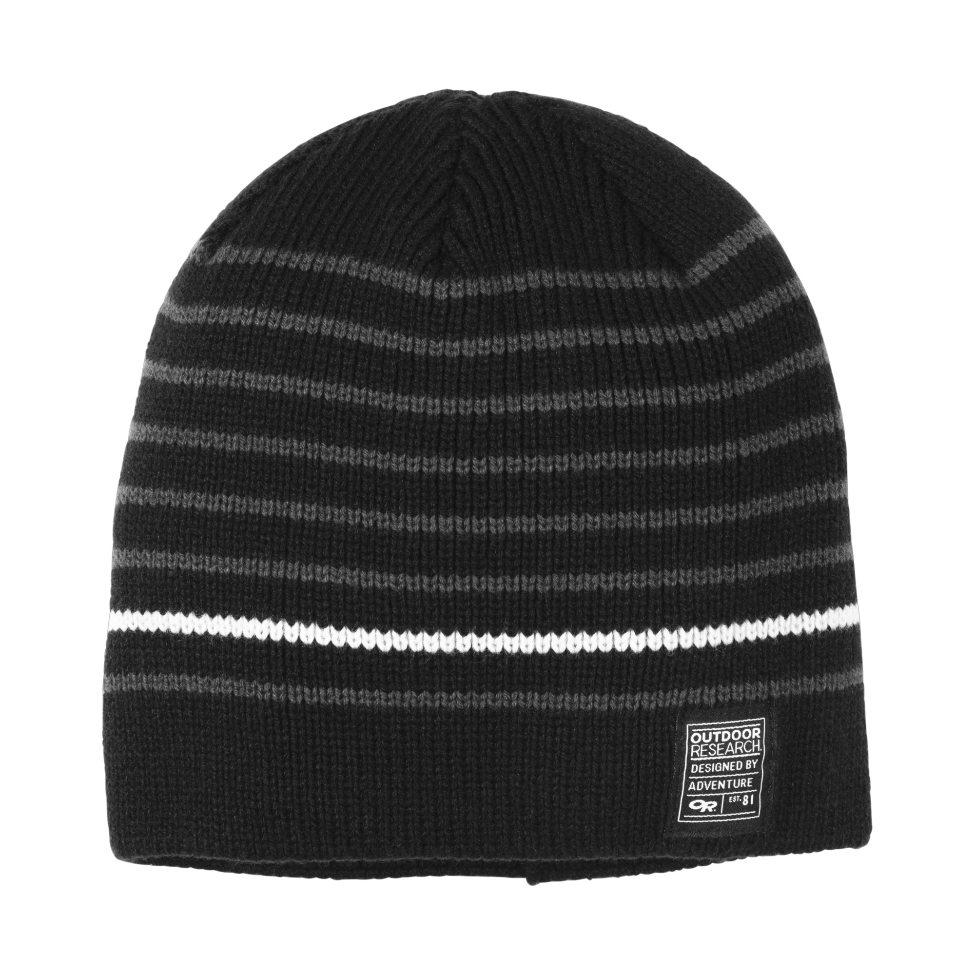 Credence Vintage Credence Beanie Black Outdoor Research