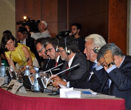 OSCE press conference 2012-10-02