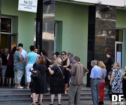 voters tbilisi 2012