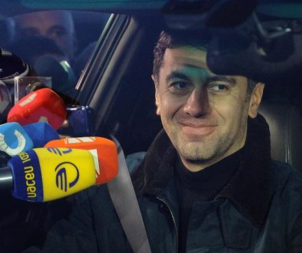 irakli okruashvili free on bail 2013-01-11