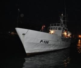 fishermen discovered dead body