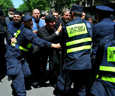 police and priests ii - 2013-05-17