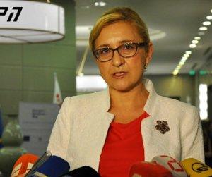 Tamar Beruchashvili (IPN)