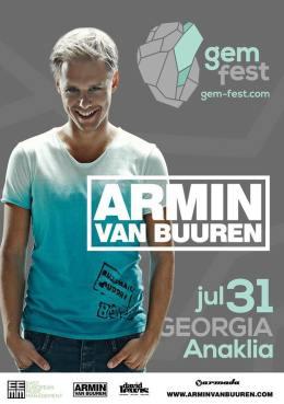 Armin Van Buuren (Gem Fest)