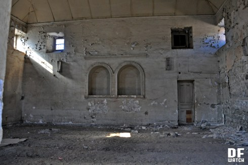 Deserted Synagogue in Akhaltsikhe (DFWatch)
