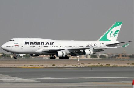 Mahan_Air_Boeing_747-400_KvW