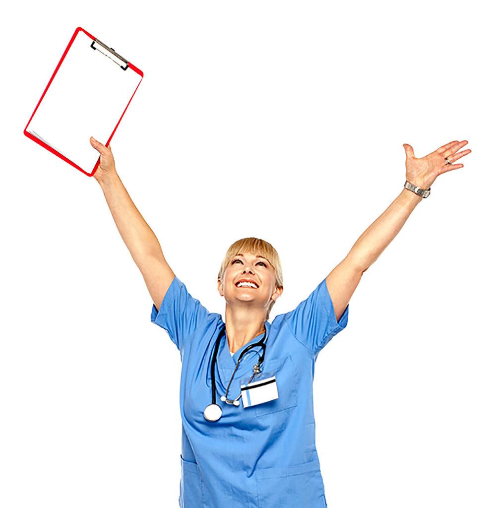 Strong Nurse1