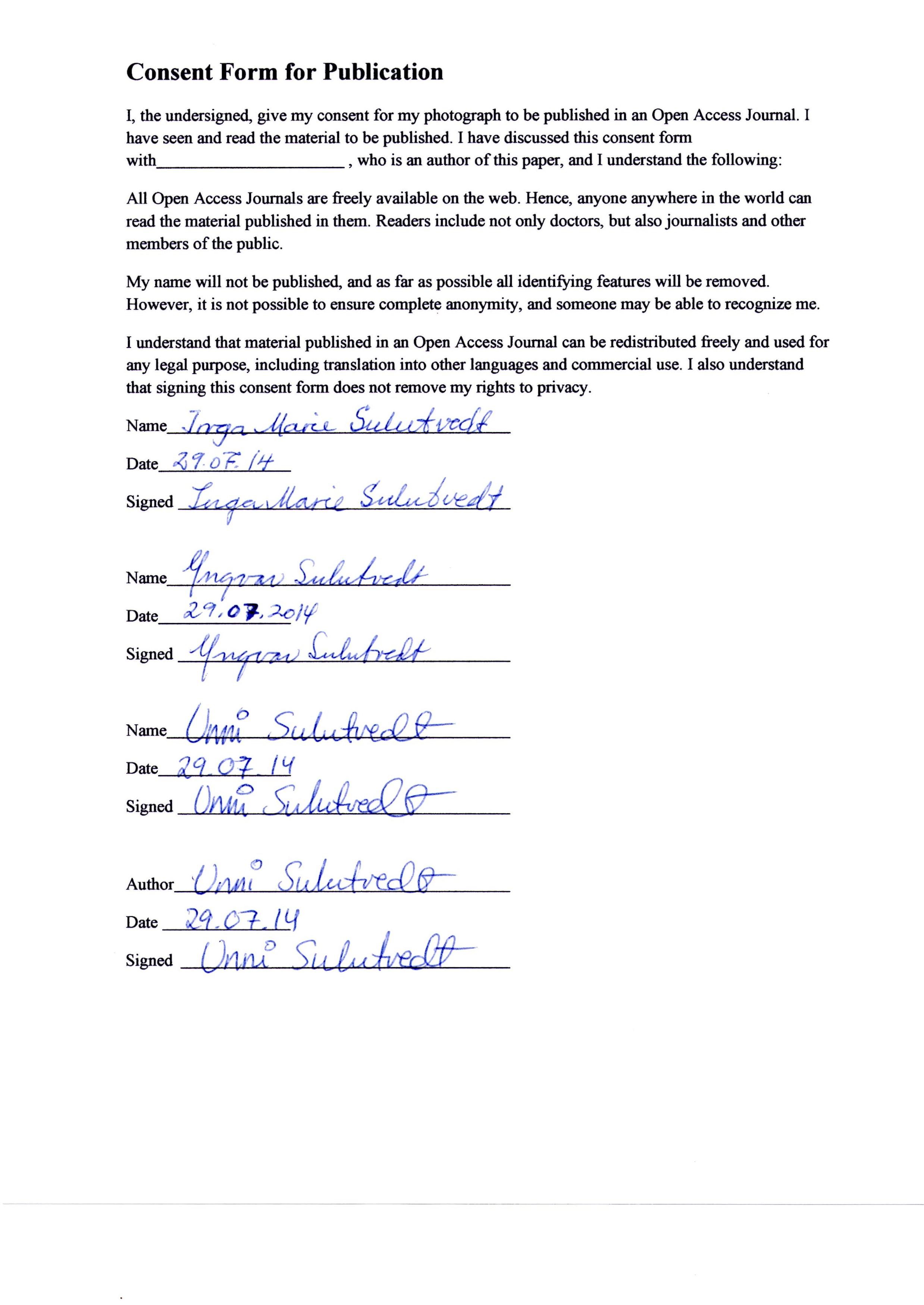 Doc12751650 Parental Consent Letter for Work Sample – Parental Consent Letter for Work Sample