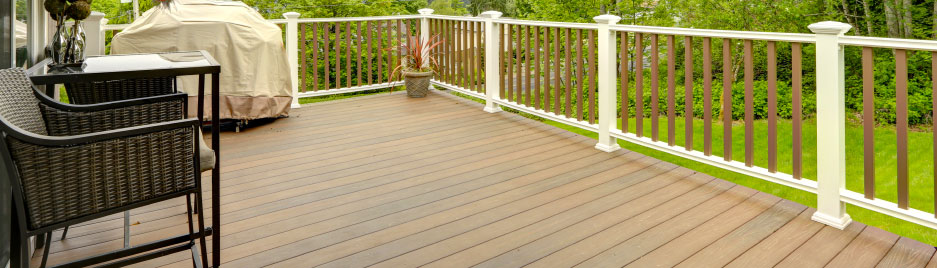 Deck Repair and Installation in Suwanee GA