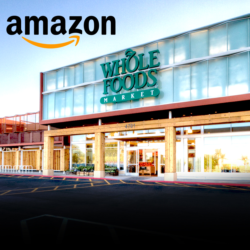 Amazon Whole Foods Amazon Announces Plans To Purchase Whole Foods