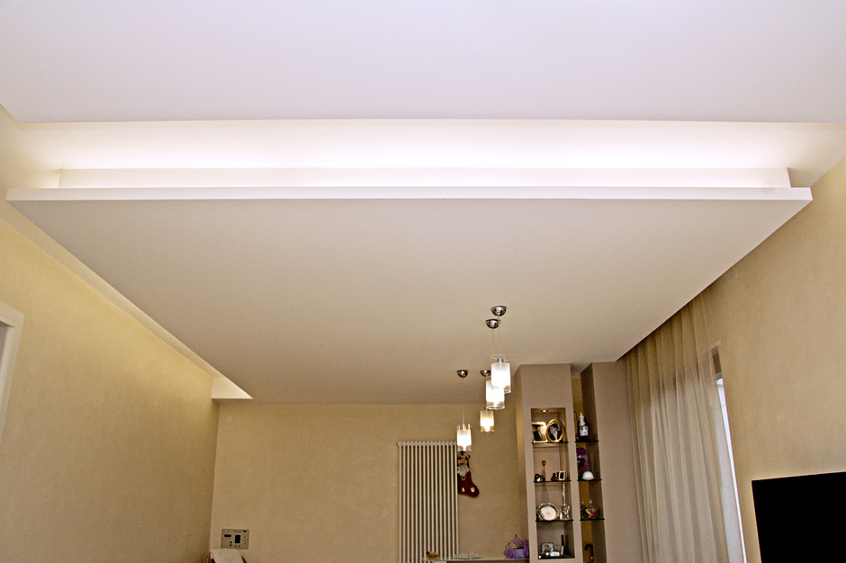 Soffitto Knauf Controsoffitto In Cartongesso : Dgcolor
